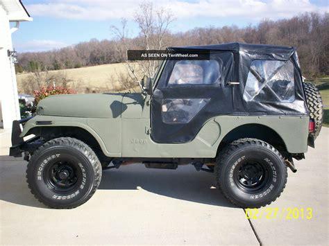 jeep amc 1977 amc jeep cj5 304 v8 3 speed lifted 33 39 s