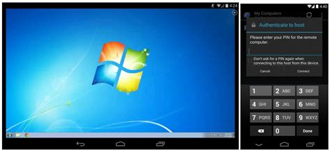 chrome remote desktop android androidreamer chrome remote desktop for android enters