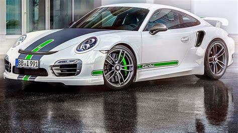 Techart 991 Porsche 911 Turbo 2018 Aro 20 38 Boxer 6