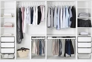 Dressing Sans Porte : pax caissons dressing portes coulissantes ikea ~ Dode.kayakingforconservation.com Idées de Décoration