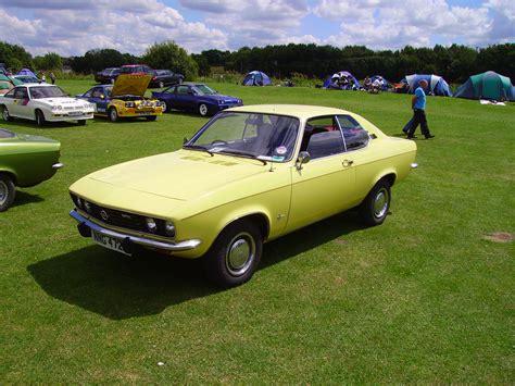 1973 Opel Manta by 1973 Opel Manta Information And Photos Momentcar
