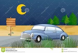 Vibration Voiture En Roulant : une voiture roulant au milieu de la nuit photographie stock image 30055892 ~ Gottalentnigeria.com Avis de Voitures