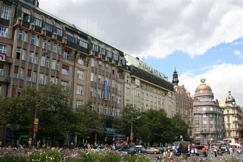 Prag Hotel Zentrum Mit Garage by Hotel Im Zentrum Prag Wenzelsplatz