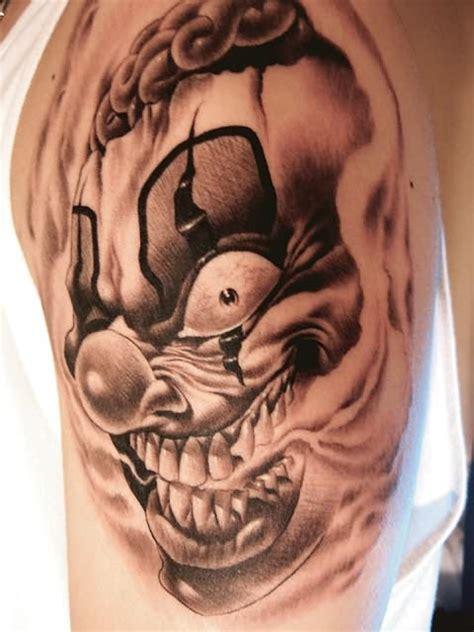 sleeve evil tattoos