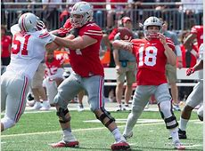 Tate Martell Ohio State Spring Game TheOzone