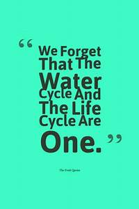 Water Quotes an... Water Environment Quotes