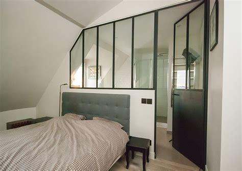 conception chambre verriere salle de bain lapeyre cloison verriere salle de