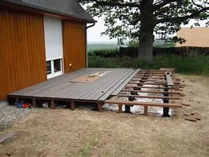 terrasse composite japon With faire une terrasse en composite