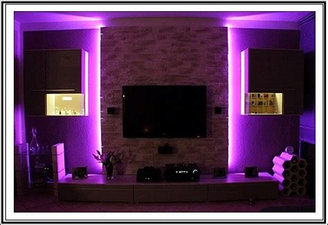 Fernsehwand Mit Beleuchtung set indirect led lighting plasma lcd tv television cabinet