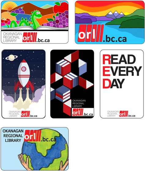 library card contest creates   designs   orl