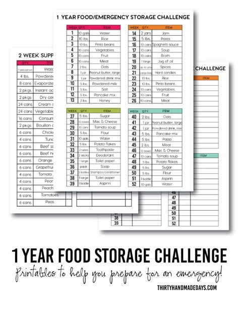 1000 ideas about food storage on term