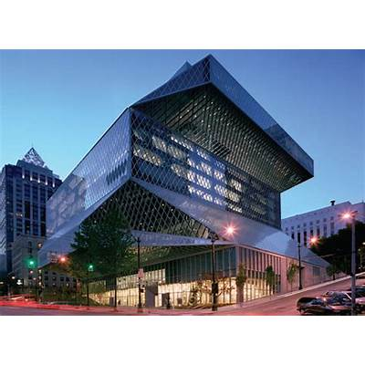 Seattle Central Library: Civic Architecture in the Age of