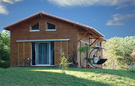 maisons bois en kit autoconstruction prix d une construction de maison en kit 2018 travaux