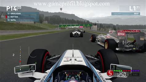 F1 Games from Codemasters – Instagram