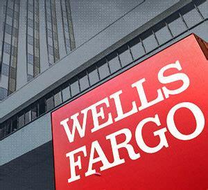 wells fargo unveils  logo  rebuild  battered brand