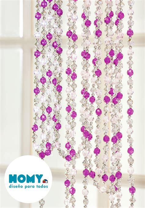 cortina abalorios cortina de cuentas navidad pinterest cortinas de