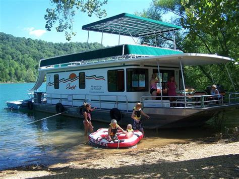 River Boat Vacation by Houseboat Vacation Lakes Across America