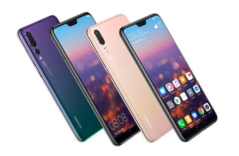 Here's the Huawei P20 Pro, complete with a 40MP camera and ...