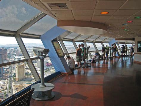 stratosphere tower observation deck the 13 most vertigo inducing observation decks on the