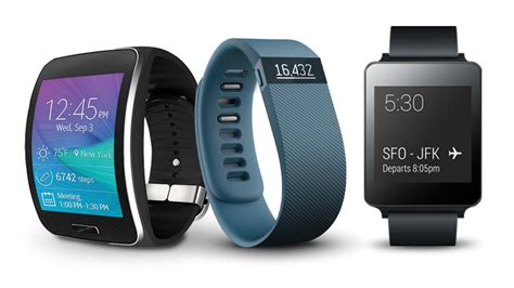 2015, The Year Of Wearable Technology