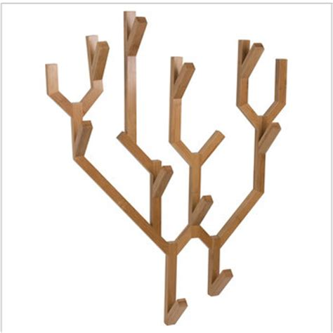 un porte manteau en forme de branche d arbre home and office design