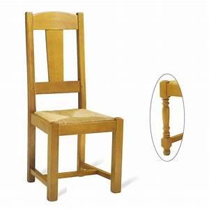 Chaise Chene Clair : chaise de salle a manger en chene ~ Teatrodelosmanantiales.com Idées de Décoration