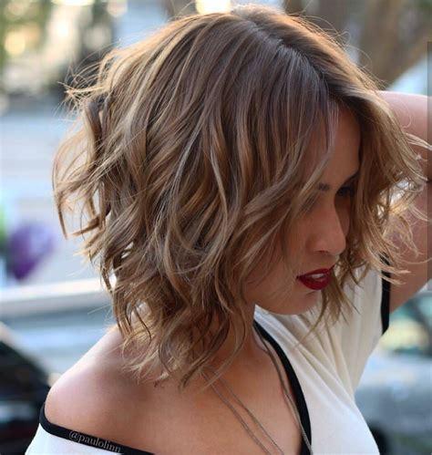10 stylish medium bob haircuts for easy care chic bob hair 2019 hair short hair with