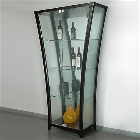Coaster Glass Curio Cabinet In Cappuccino by 17 Best Images About Modern Curio Cabinet On
