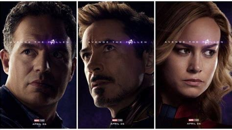jelang rilis avengers endgame bulan depan marvel ungkap