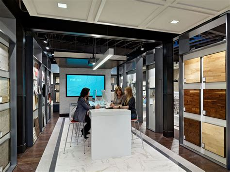 flooring retailer patina flooring store by gensler dallas 187 retail design blog