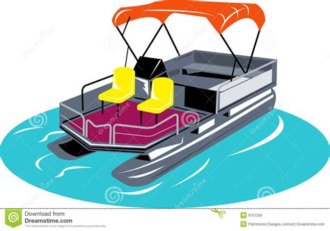 World Cat Boats Logo by Pontoon Clipart