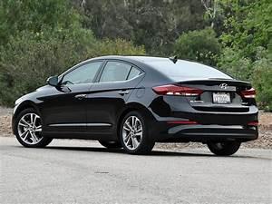 Comparison Test: 2016 Honda Civic and 2017 Hyundai Elantra ...