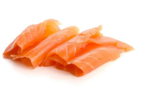 recette de cuisine petit chef saumon fumé poissons et fruits de mer