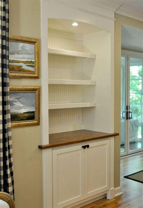 From Door To Built In Cabinet Transformation  Hometalk