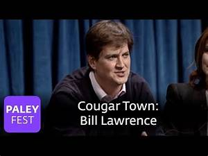 Cougar Town - Bill Lawrence on TV writing since Friends ...