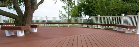 Armadillo Decking Vs Trex by Decking Composite