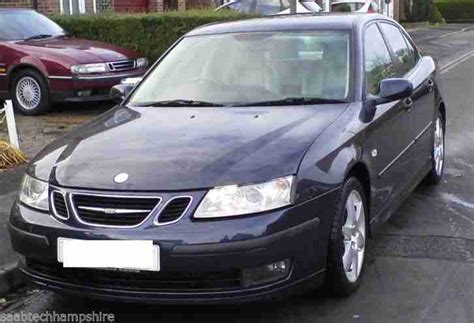 security system 2006 saab 42133 seat position control saab 2006 9 3 vector sport tid blue 150bhp car for sale
