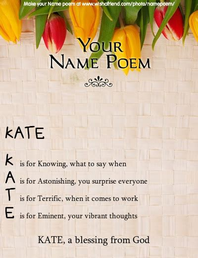 Poems Generator Your Name Poem Generator Poemdoc Or