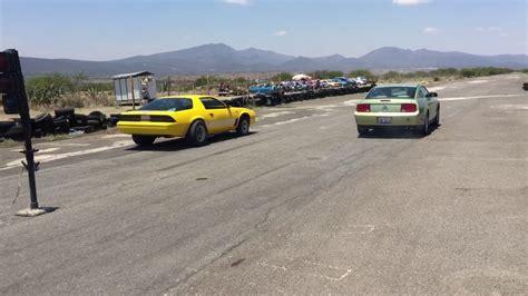 Mustang Vs Camaro Drag Race by Ford Mustang Vs Camaro Drag Race