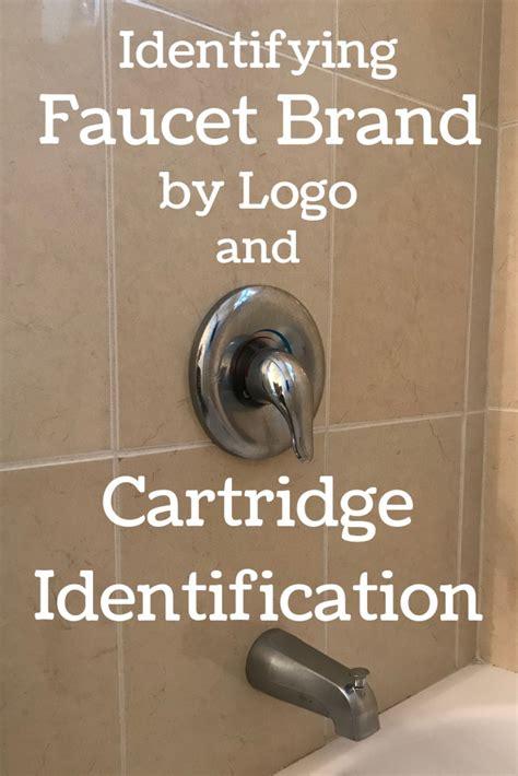 identifying  shower faucet brand  cartridge