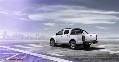 Isuzu Backgrounds by Uk 2015 Isuzu D Max Blade Launched Team Bhp