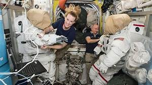 What it's like to live, work on International Space ...