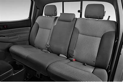 Tacoma Toyota Seat Cab Double Rear Motortrend