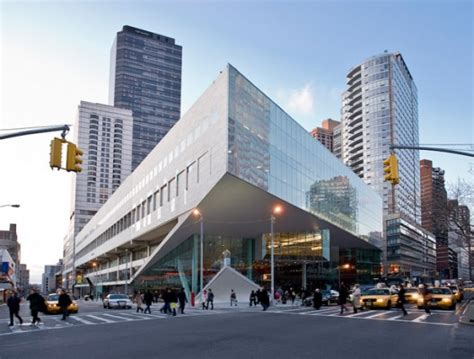 buildings  york alice tully hall