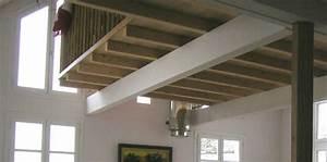 Faire Une Mezzanine : cr er une mezzanine peut augmenter la surface habitable d ~ Melissatoandfro.com Idées de Décoration
