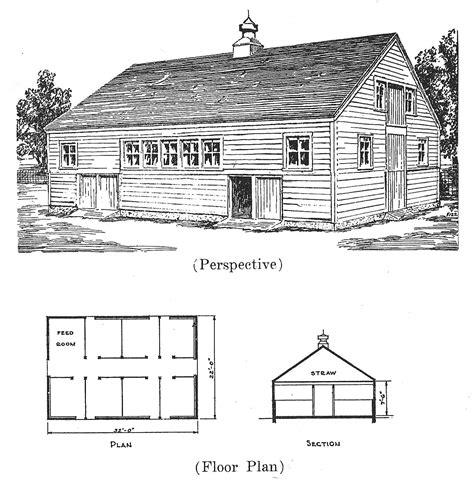 Hog Barn Plans by Plans For Hog Houses Small Farmer S Journal