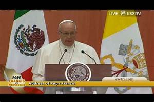 [FULL TEXT] Papal visit to Mexico: Meeting with ...