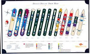 deck plans disney disney the disney cruise line
