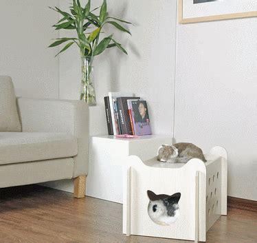 petsfit indoor wooden cat house slash pets