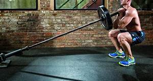 Do The Landmine Squat For Explosive Strength  Solid Muscle